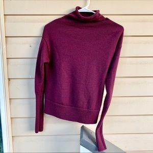 Aritzia High Neck Sweater